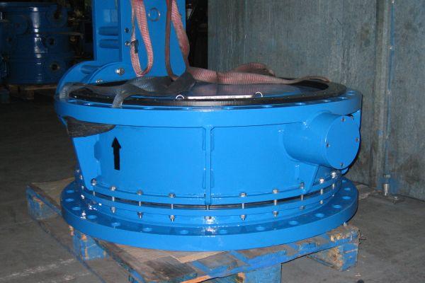 Nozzle check valve DN300 PN25